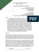 Nanoporos con aplicaciones genómicas y protéomicas