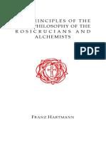 Hartmann - Rosicrucians and Alchemists