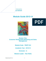 CRM Module Guide 2013-14 New Version