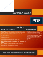 moroccan mosaic powerpoint