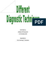 Different Diagnostic Techniques