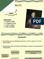 PowerPointFILOSOFÍA[1]hume