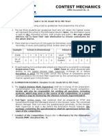 2013 MMC Document 2 (Contest Mechanics) - MTAP DEPED Math Challenge