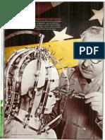 Strahlenfolter Stalking - TI - Die Nazi-Methoden Der CIA (Artikel Aus Wunderwelt Wissen Magazin)