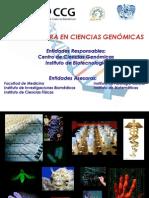 Lic. Ciencias Genomicas