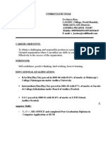 RESUME 1 Modified