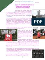 VIOLENCIA DE GÉNERO MASCULINO, FEMENINO E INFANTIL ÁNGELUS NOVIEMBRE