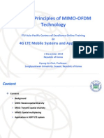Week 5 Principles of MIMO-OfDM Technology