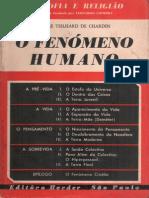 O Fenomeno Humano