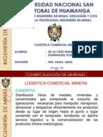 LOGÍSTICA COMERCIAL MINERA