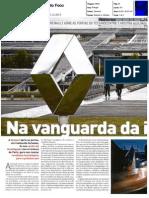 "AS TECNOLOGIAS DO FUTURO DA RENAULT NA ""AUTO FOCO"""