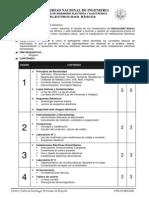 Syllabus Electrcidad Basica1.5