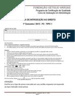 2013.1 p2 - Adm02018 - Introducao Ao Direito - t1