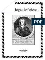 Sadote Boehme J. - Dialogos Misticos