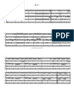 Solo Nº 1 - score and parts
