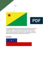 Bandeiras Dos Estados Do Norte