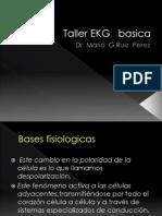 Taller EKG Basica
