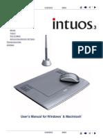Intous3 Wacom Tablet