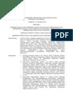 Salinan Permen Nomor 97 Tahun 2013