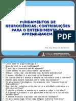 Fundamentos de Neurociências
