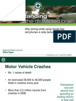 NSC Distracted Driving Slides (1)