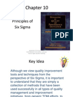 Chapter 10 - Managing Quality