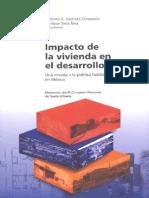 Impacto de La Vivienda en El Desarrollo Urbano
