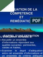 Evaluation_Remédiation_27 sept 09