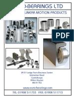 Katalog Linear Bearing
