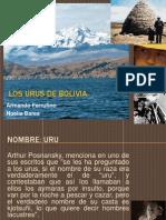 Los URUS de Bolivia