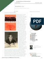 (((( Inteligência Brasileira ))))_ entrevista michel foucault