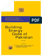 Energy Code Pakistan