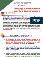 2b. Programación. Grafico De Gantt Estudiantes