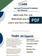 eBIZ.com Pvt Ltd - India