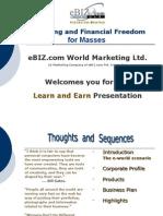 eBIZ.com Pvt Ltd - Global