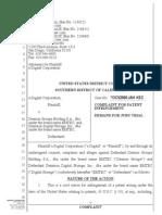 e.digital v. Dexxon Groupe Holding Et. Al.