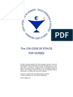 Nurses Code of Ethics