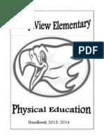 Valley View Elementary PE Handbook