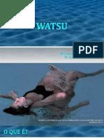 método watsu