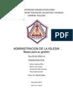 UNIVERSIDAD EVANGELICA BOLIVIANA_Taller Sipes 7_Resumen de la Investigación