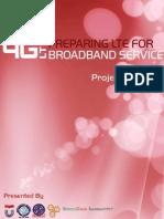Proposal - Seminar Preparing LTE for Broadband Service