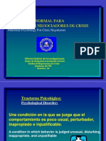 (8) Psicologia Anormal