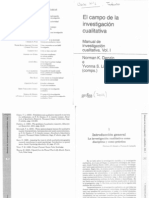 Denzin, Norman K.; Lincoln, Yvonna S. - Introducción general. La investigación cualitativa como disciplina y como práctica