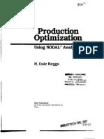 Production Optimization Using Nodal Analysis - Beggs