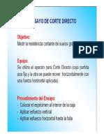 Ensayo CorteDirecto RESUMEN