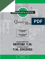 0-Come Leggere Il Catalogo VM