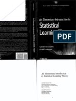 An_Elementary Intro to Statistical Learning Theory