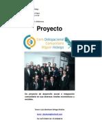 Proyecto Coro Delegacional Comunitario Miguel Hidalgo