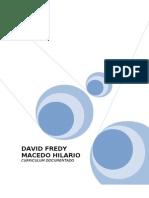 CV David Hilario