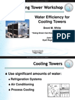 Cooling Tower Efficiency
